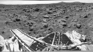 A View of Mars from Pathfinder